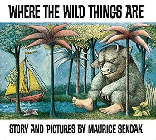 Where the wild things are KS1